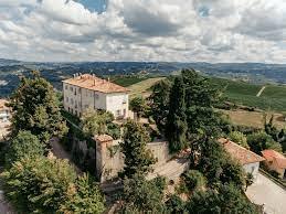 Castle of Perno - Monforte d'Alba