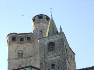 Castle of Serralunga d'Alba