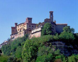 Castle of Barolo