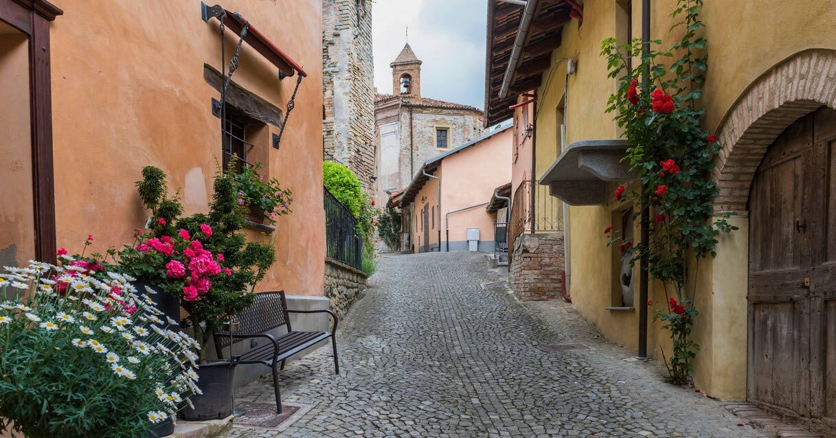 Monforte old town